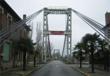 Le camion tombé avec le pont de Mirepoix-sur-Tarn pesait plus de 40 tonnes