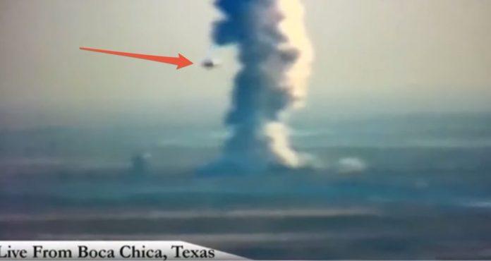 Le Starship de SpaceX explose pendant un test