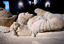 Le tombeau de Montaigne va être ouvert cette semaine (détail)