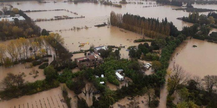 Quatre morts et un disparu dans le Var après les inondations
