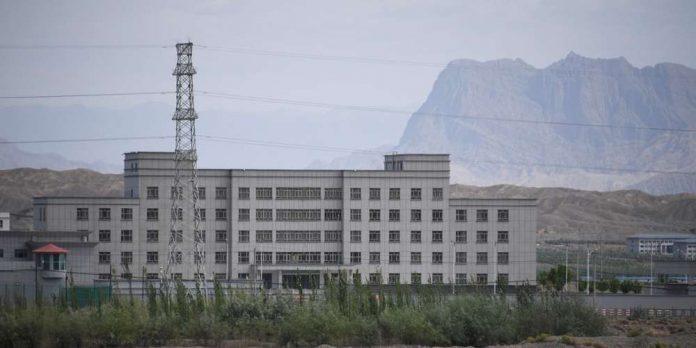 Révélations sur les camps de détention chinois au Xinjiang (détail)
