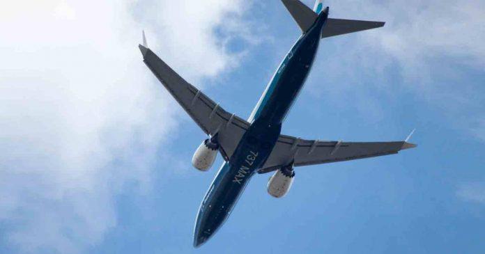 Documents préoccupants de Boeing au Congrès (détail)