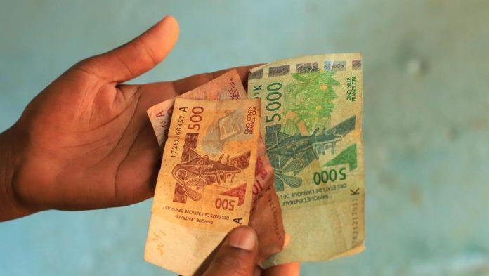Fin du franc CFA en Afrique de l'Ouest (détail)