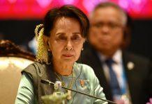 «Génocide» rohingya: Aung San Suu Kyi défend la Birmanie (détail)