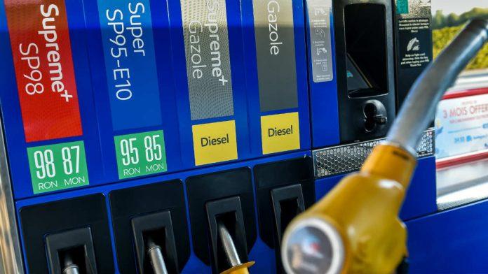 Hausse des prix du gazole, le litre a pris 1,03