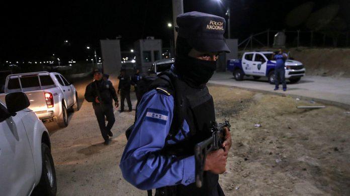 Honduras : Encore un massacre dans une prison (détail)