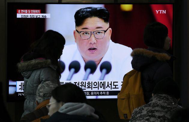 Kim Jong-un reconnaît que la situation économique est «grave» (détail)