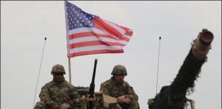 L'armée américaine prépare son exercice militaire en Europe (détail)
