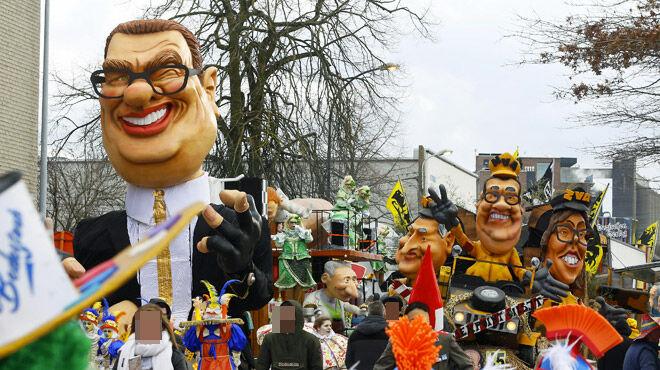 Le carnaval d'Alost quitte l'Unesco Après l'affaire du char «antisémite»