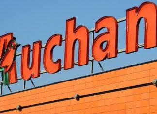 Le groupe Auchan perd de l'argent avec ses hypermarchés français