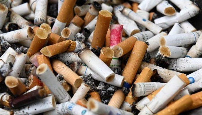 Le nombre de fumeurs masculins en baisse pour la première fois