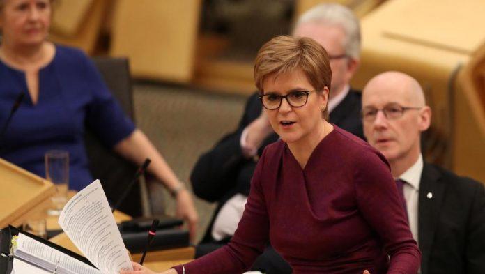 Référendum sur l'indépendance de l'Écosse (détail)