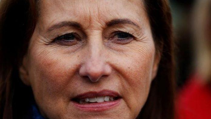 Ségolène Royal porte plainte pour diffamation (détail)