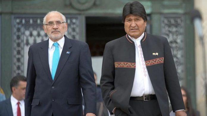 Bolivie : nouvelle élection présidentielle le 3 mai (détail)