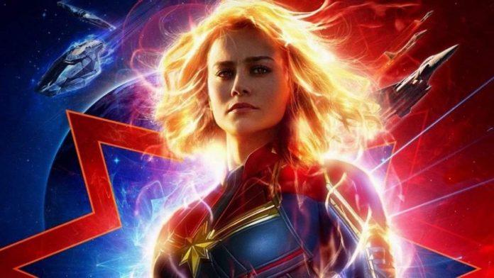 Captain Marvel 2 : la suite est lancée (détail)