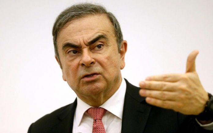 Carlos Ghosn attaque Renault aux prud'hommes (détail)