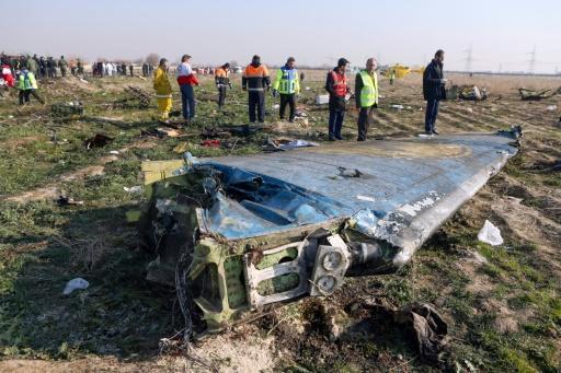 Crash d'avion en Iran: un missile tiré par erreur avancée à Washington