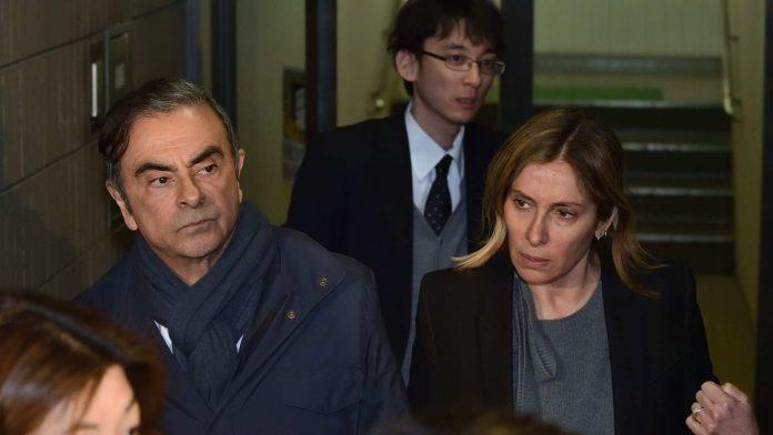 Fuite Carlos Ghosn, sa femme n'était pas au courant (détail)