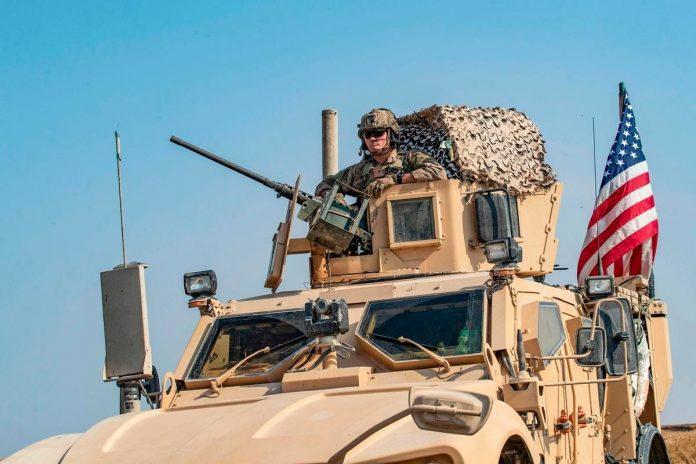 L'armée américaine annonce «par erreur» à l'Irak son retrait (détail)