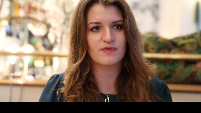Marlène Schiappa prise à partie lors d'une réunion publique (détail)