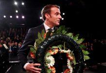 Propos de Macron sur la guerre d'Algérie (détail)
