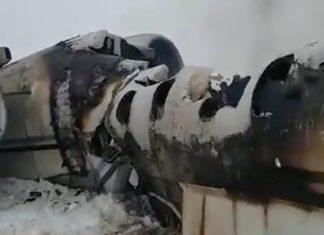 Un avion des forces américaines aurait été abattu par Les talibans