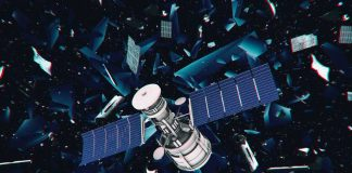 Un satellite menace d'exploser en milliers de débris spatiaux (détail)
