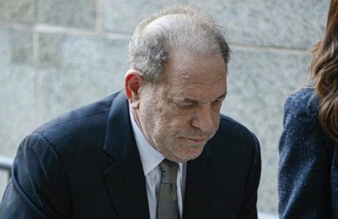 Weinstein : la récusation du juge demandée (détail)