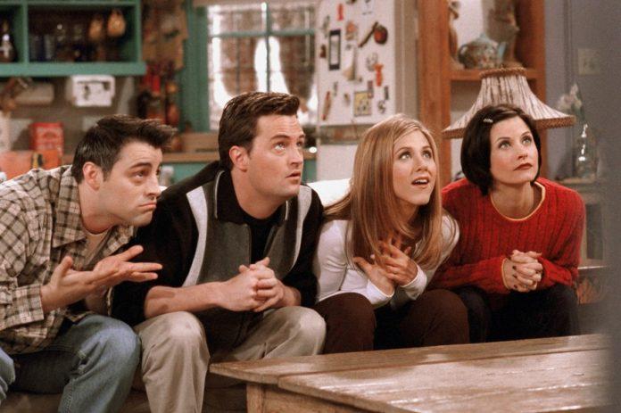 Le casting de Friends réunis pour tourner un nouvel épisode spécial?