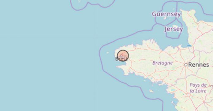 Le séisme à Brest « n'est pas inquiétant » (détail)