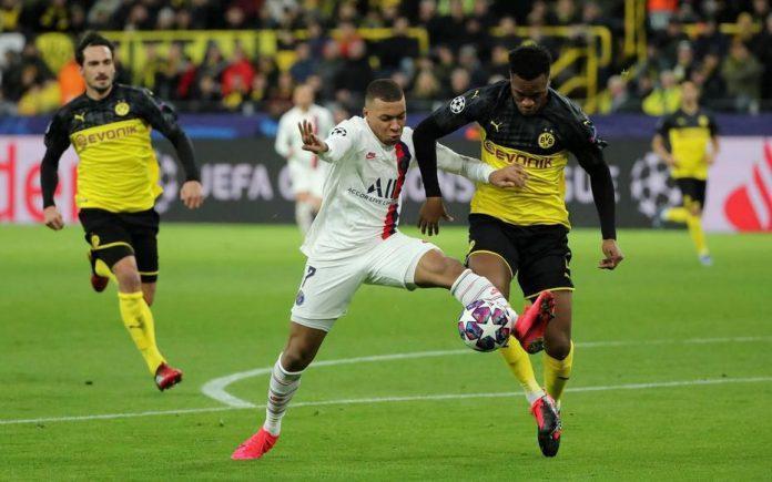 Ligue des Champions: Borussia Dortmund - PSG, Paris mal embarqué après