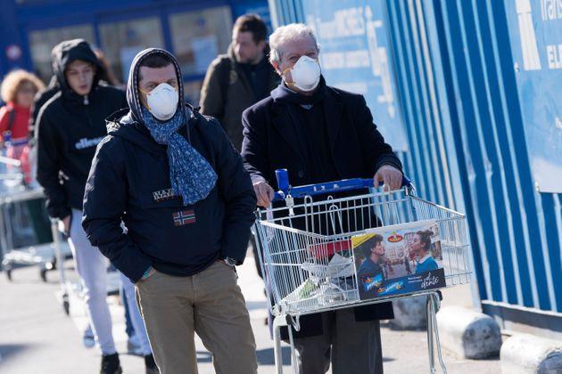 Actualités Coronavirus : 22.300 cas confirmés, 1100 décès en France