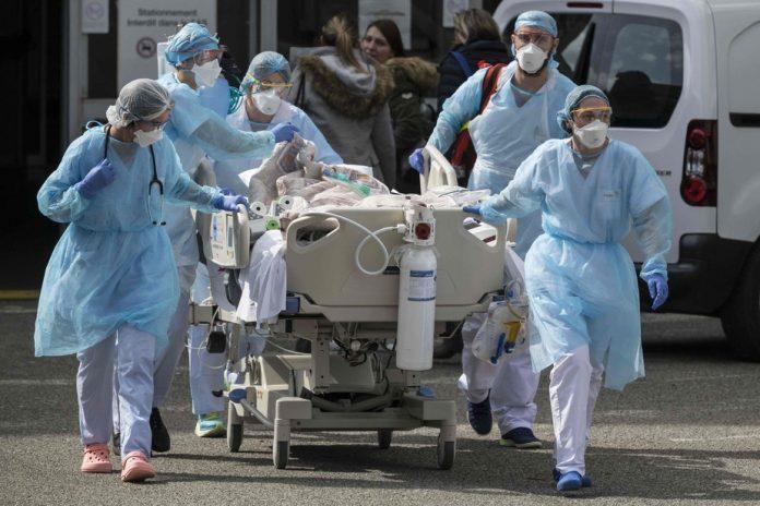 Actualités Coronavirus : 240 morts en 24 heures en France