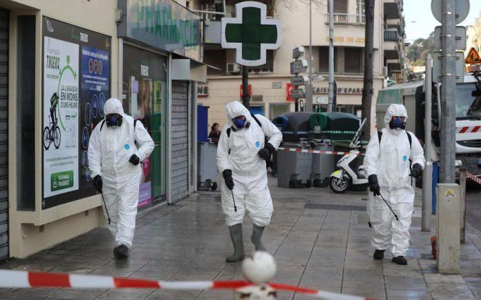 Actualités Coronavirus : La mobilisation s'intensifie en France