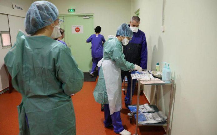 Actualités Coronavirus : l'épidémie va toucher la moitié des Français