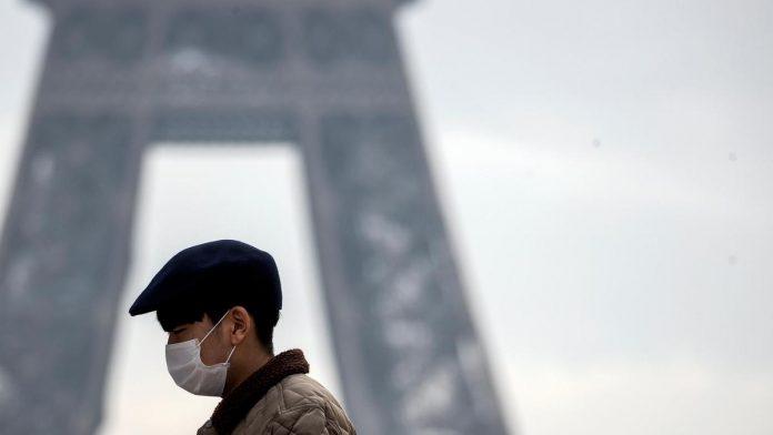 Actualités Coronavirus: Plus de 1.100 personnes contaminées en France