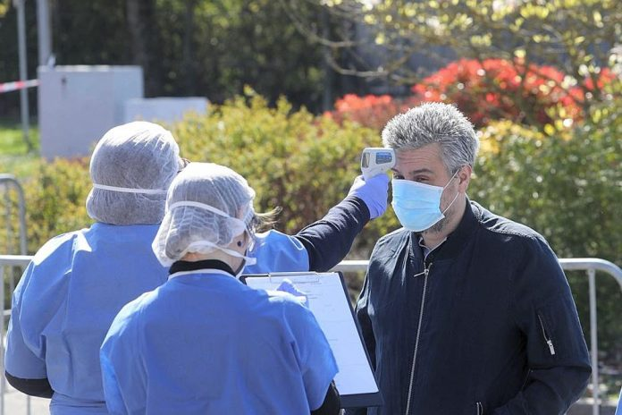Actualités Coronavirus : Un TGV médicalisé va évacuer des patients