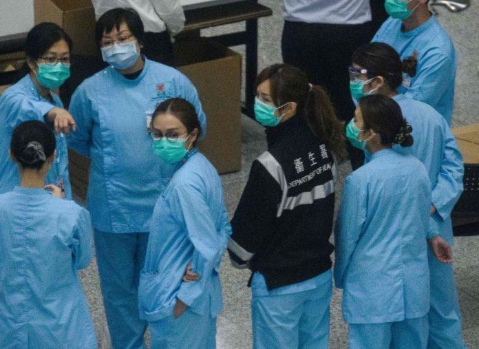 Coronavirus: deuxième vague de contaminations en Asie (détail)