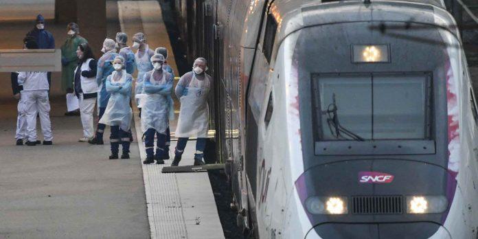 Coronavirus France EN DIRECT : suivez l'évolution de la situation Dimanche 29 mars