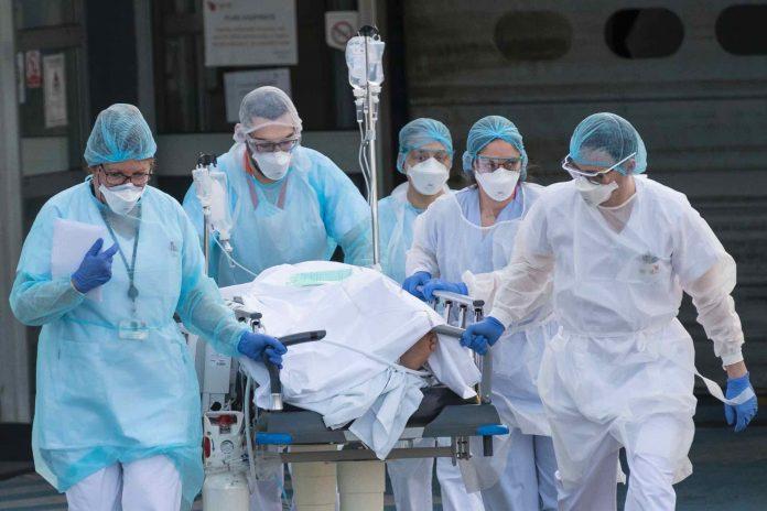 Coronavirus France EN DIRECT : suivez l'évolution de la situation Lundi 30 mars