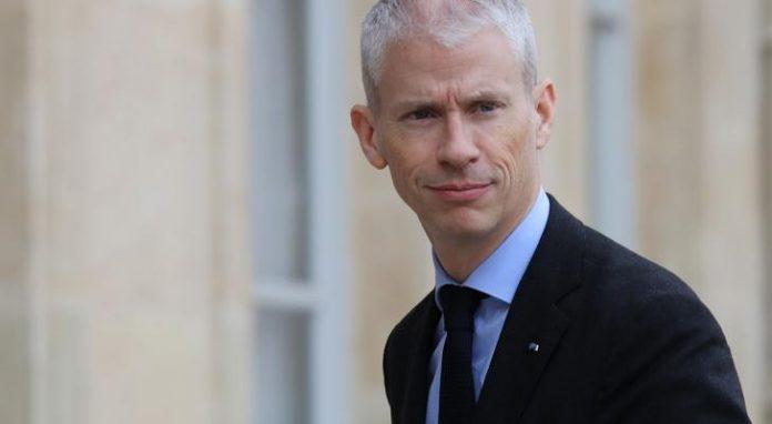 Le ministre Franck Riester testé positif au coronavirus (détail)