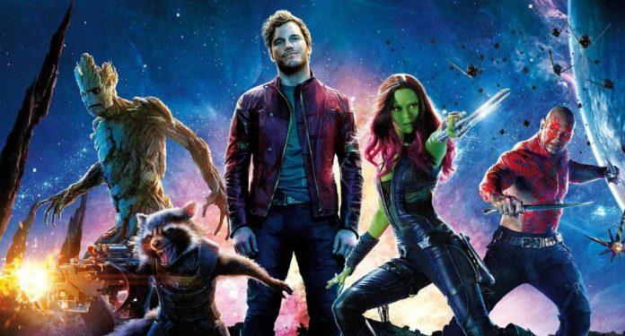 Les Gardiens de la Galaxie dans Thor 4 ! (détail)