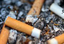 L'odeur de tabac froid présenterait des risques pour la santé (détail)