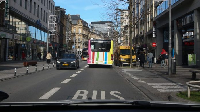 Luxembourg : les transports publics deviennent gratuits (détail)
