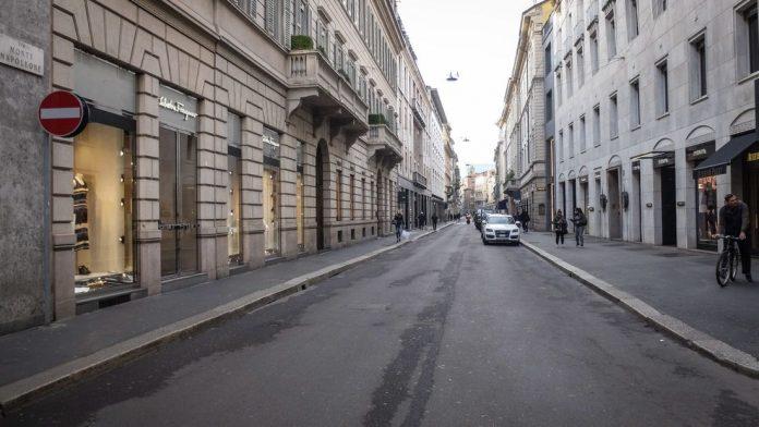 Milan, Venise et d'autres villes en quarantaine