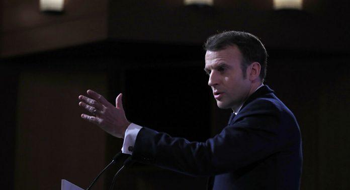 Syrie : Emmanuel Macron appelle à « un cessez-le-feu durable »
