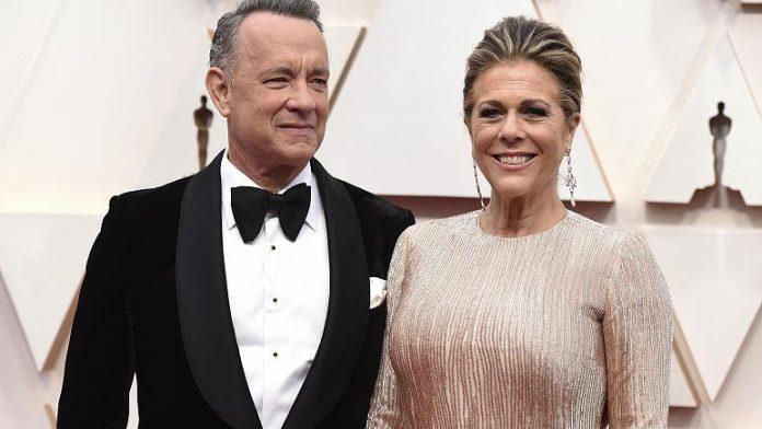 Tom Hanks et sa femme atteints du coronavirus (détail)