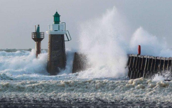 Une tempête nommée Myriam va frapper la France ce mardi