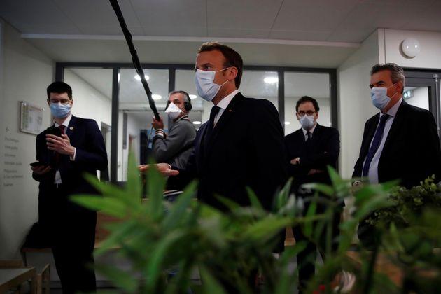 Actualités Coronavirus : Emmanuel Macron s'exprime ce lundi soir