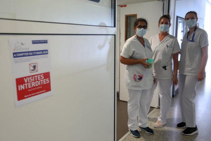 Coronavirus France EN DIRECT : suivez l'évolution de la situation dimanche 19 avril